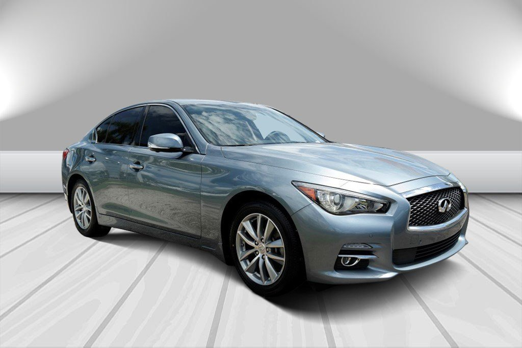 Certified Pre Owned 2016 Infiniti Q50 3 0t Premium 4d Sedan In Miami P12207 South Motors
