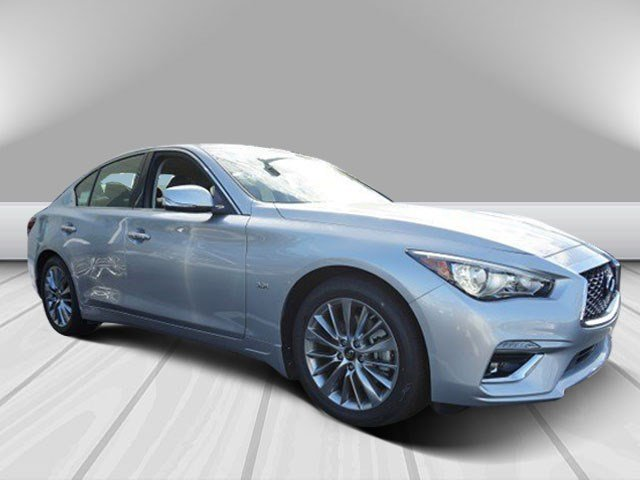 New 2019 Infiniti Q50 3 0t Luxe Awd Sedan In Miami Km550899 South