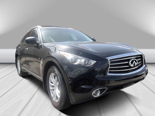 Pre Owned 2014 Infiniti Qx70 Base 4d Sport Utility In Miami P11856a