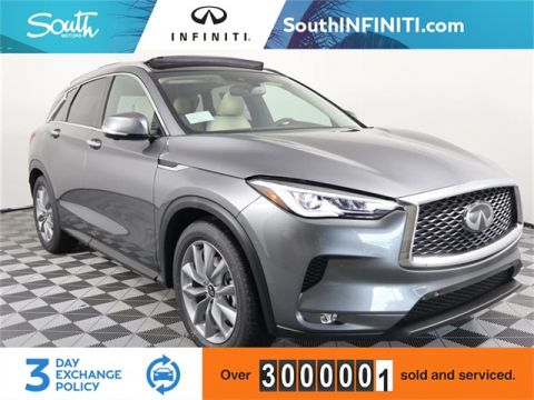 New 2020 INFINITI QX50 2.0T ESSENTIAL FWD