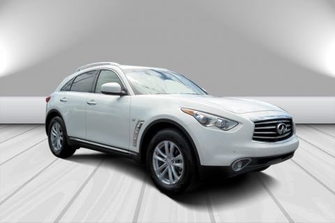 Certified Pre-Owned 2016 INFINITI QX70 Base